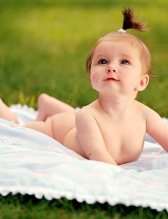 Say Yes to Natural Baby Products-living life natural blog