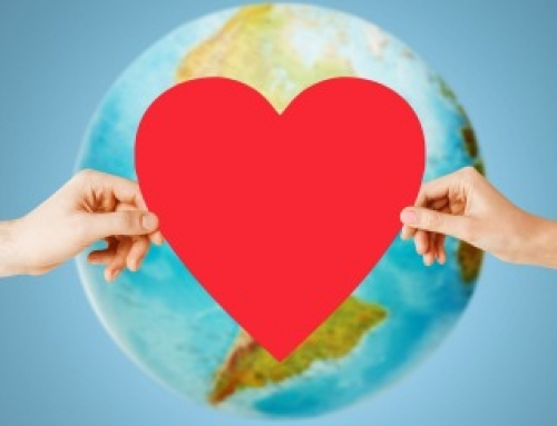 Happy Earth Day: Lets Try to Be the change We Wish to See in the World