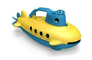 Green Toys Submarine Blue Cabin