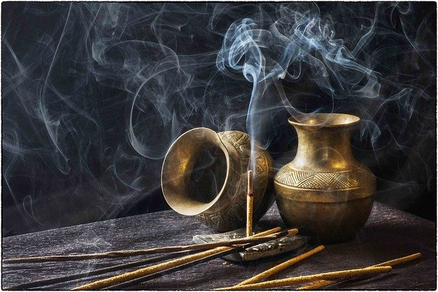 Tap Into Your Senses With Natural Incense Sticks
