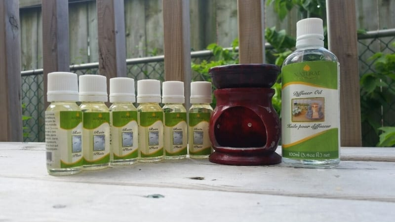 natural incense oils