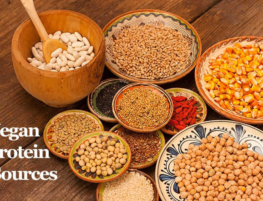 Top 5 Vegan Protein Sources You Should Include In Your Diet