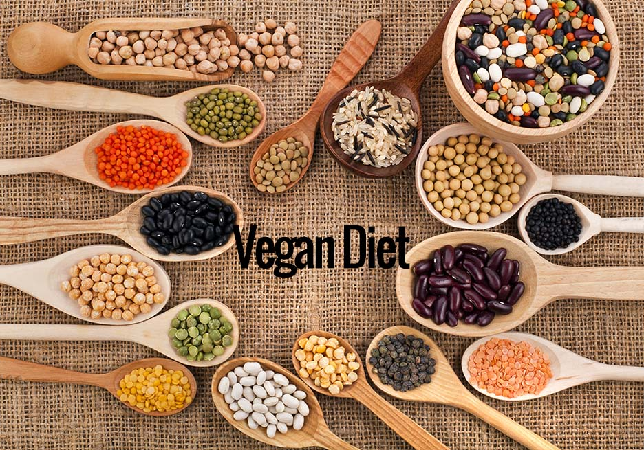 What Does A Healthy And Balanced Vegan Diet Look Like?