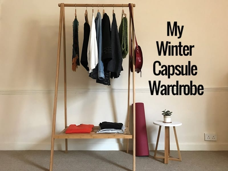 capsule wardrobe winter