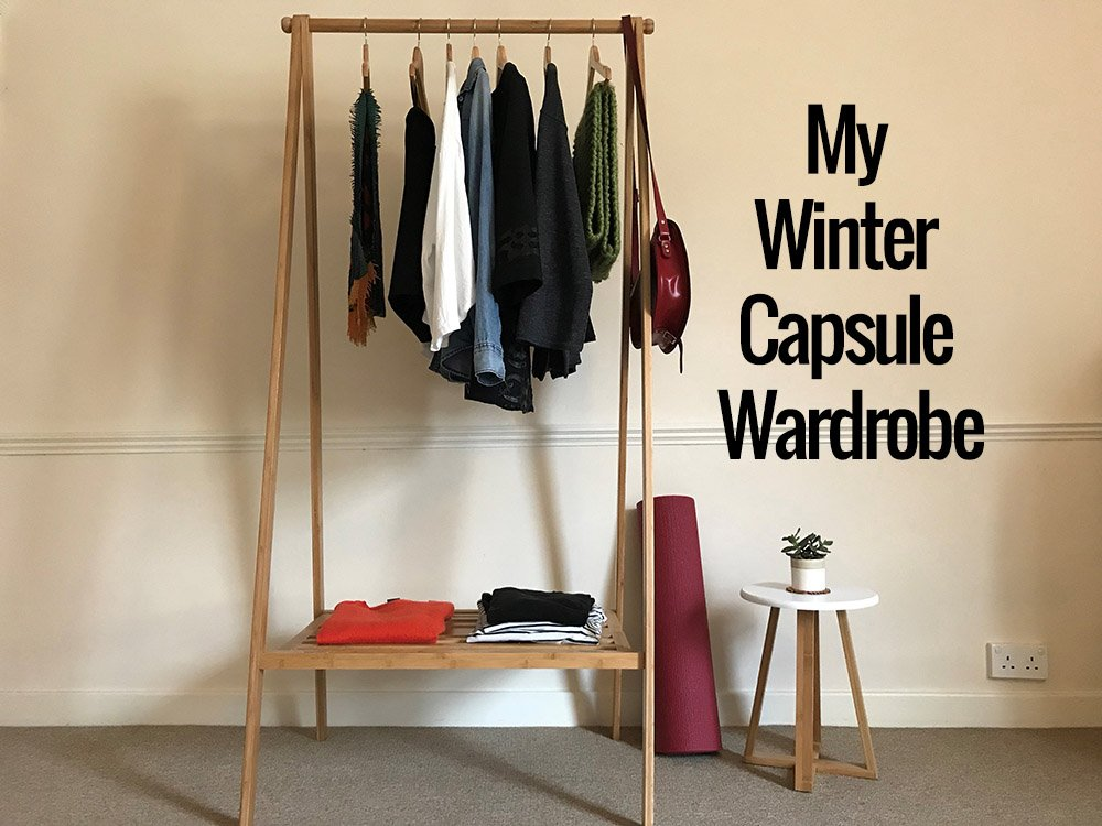 How To Curate The Perfect Capsule Wardrobe This Winter