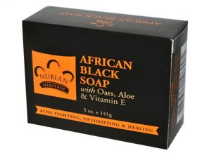 home facial nubian heritage bar soap african black