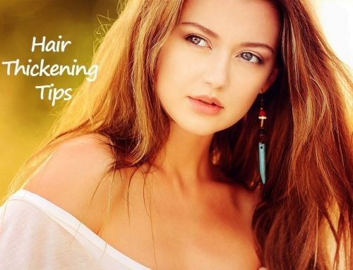 Thicken Your Hair: 11 Clever Hair Thickening Tips