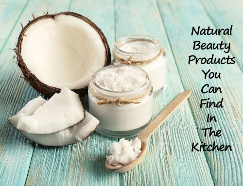 Natural Beauty Products You Can Find In The Kitchen