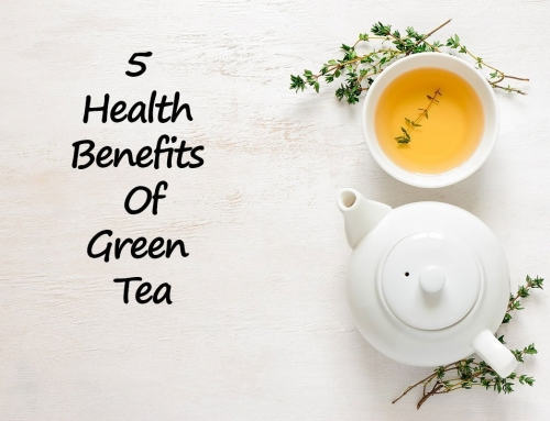 5 Health Benefits Of Green Tea, From Losing Weight To Improving Your Memory