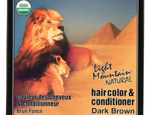 Light Mountain Organic Dark Brown Hair Color, Our Top Pick for This Year