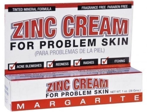 Margarite Zinc Cream and the importance of zinc in your day to day routine