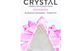 Crystal Body Unscented Deodorant