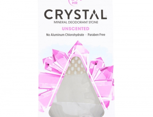 Crystal Body Unscented Deodorant Our Top Pick of Deodorant
