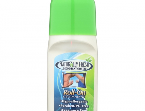 Naturally Fresh Roll-On Deodorant Crystal With Natural Mineral